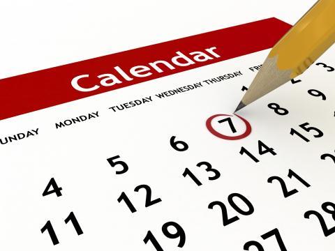 Retorno Médico de consulta no calendário